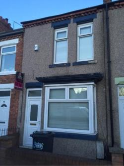 Terraced House To Let  Darlington Durham DL3