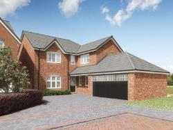 Detached House For Sale Guilden Sutton Chester Cheshire CH3