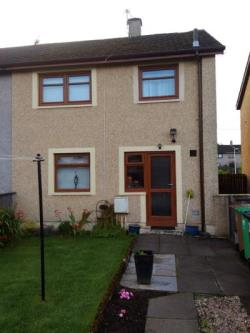 Semi Detached House For Sale Lochore Lochgelly Fife KY5