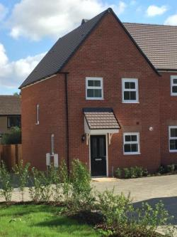 Semi Detached House To Let Oundle Peterborough Northamptonshire PE8