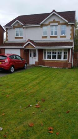 Detached House For Sale  Coatbridge Lanarkshire ML5