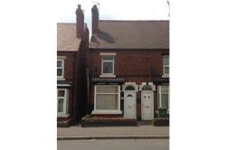 Terraced House To Let  Cannock Staffordshire WS11