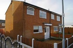 Semi Detached House For Sale  Widnes Cheshire WA8