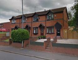 Terraced House To Let Huntington Cannock Staffordshire WS12