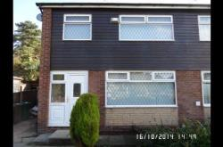 Semi Detached House To Let Clayton-le-Woods Chorley Lancashire PR6