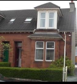 Terraced House For Sale  Motherwell Lanarkshire ML1