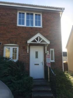 Semi Detached House For Sale  Y Barri Glamorgan CF63