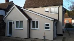 Semi Detached House To Let Great Yeldham Halstead Essex CO9