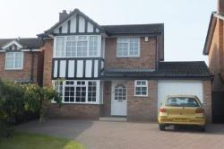 Detached House To Let  Lichfield Staffordshire WS14