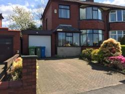 Semi Detached House To Let Chadderton Oldham Greater Manchester OL9