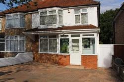 Semi Detached House To Let  Northolt Middlesex UB5