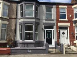 Terraced House For Sale  Liverpool Merseyside L9