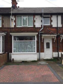 Terraced House To Let  Grimsby Lincolnshire DN34