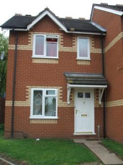Semi Detached House To Let Hadley Telford Shropshire TF1