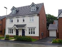 Semi Detached House For Sale Barrow Clitheroe Lancashire BB7