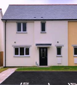Semi Detached House For Sale  Camelford Cornwall PL32