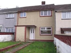 Terraced House To Let GARNLYDAN EBBW VALE Gwent NP23