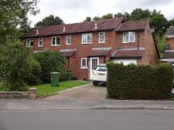 Terraced House To Let Bishopstoke Eastleigh Hampshire SO50