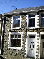Terraced House To Let  Abertillery Gwent NP13
