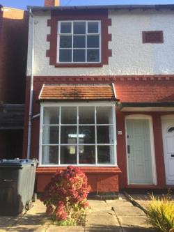 Terraced House To Let  Birmingham West Midlands B17