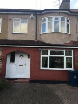 Terraced House To Let  Harrow Middlesex HA2