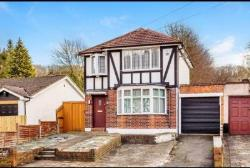 Detached House To Let  Purley Surrey CR8