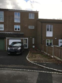 Terraced House To Let  Telford Shropshire TF3