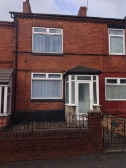 Terraced House To Let  St. Helens Merseyside WA11