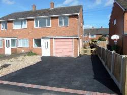 Semi Detached House To Let  Telford Shropshire TF2