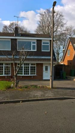 Semi Detached House To Let  Wirral Merseyside CH63