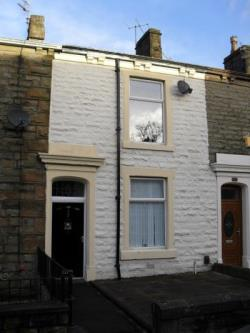 Terraced House To Let  Accrington Lancashire BB5