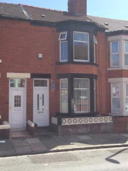 Terraced House To Let  Birkenhead Merseyside CH42