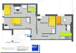 Room To Let  Middlesbrough Cleveland TS1
