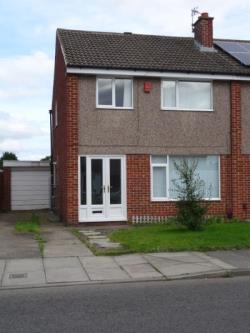 Semi Detached House To Let  Stockton-On-Tees Cleveland TS17