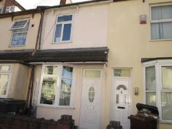 Terraced House To Let  Wolverhampton Staffordshire WV10