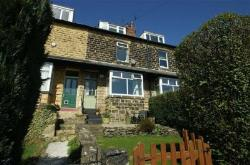 Terraced House For Sale Alwoodley Leeds West Yorkshire LS17