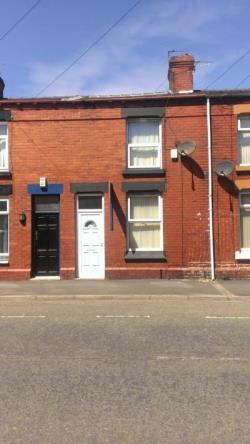 Terraced House To Let  St Helens Merseyside WA9