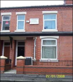 Terraced House To Let  Openshaw Greater Manchester M11