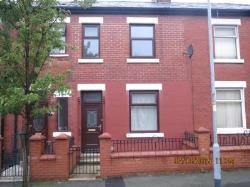 Terraced House To Let  Harpurey Greater Manchester M9