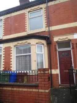 Terraced House To Let  Gorton Greater Manchester M18