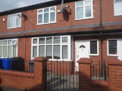 Terraced House To Let  Blackley Greater Manchester M9