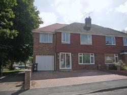 Semi Detached House For Sale Lawn Swindon Wiltshire SN3