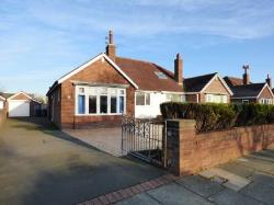 Semi - Detached Bungalow For Sale  Lytham St Annes Lancashire FY8