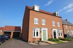 Semi Detached House To Let  Market Harborough Leicestershire LE16