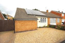 Semi - Detached Bungalow For Sale  Leicester Leicestershire LE4