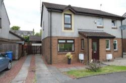 Semi Detached House For Sale  Beith Ayrshire KA15