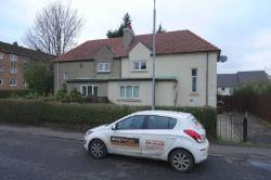 Semi Detached House For Sale  Glasgow Lanarkshire G73