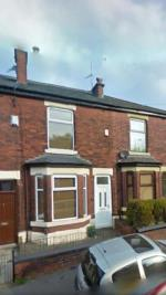 Terraced House To Let  Hyde Greater Manchester SK14