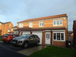 Semi Detached House For Sale Hadrian Village Wallsend Tyne and Wear NE28
