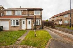 Semi Detached House For Sale Hadrian Park Wallsend Tyne and Wear NE28